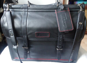 Genuine Leather TARGUS laptop brief