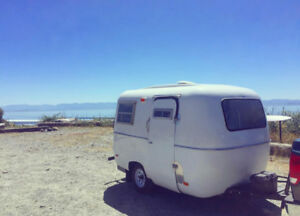 Boler camper trailer for sale 1974