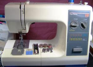 KENMORE PORTABLE 16 MULTI-STITCH SEWING MACHINE NICE