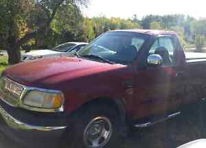 2001 FORD F150 4X2