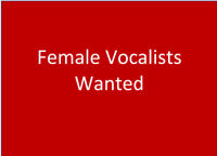 Singers Wanted for ABBA Project
