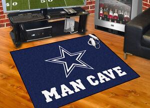 Dallas Cowboys NFL All Star Man Cave Area Rug Floor Mat 34