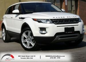 2015 Land Rover Range Rover Evoque Pure Plus|Navigation|Lane Dep
