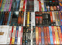 COLLECTION OF TV SEASONS FOR SALE