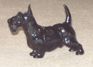 ROYAL DOULTON SCOTTISH TERRIER HN 1016