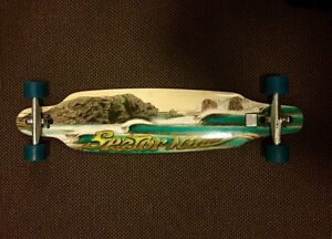 Used Sector 9 Longboard *fixed images*