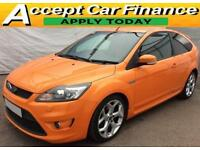 Ford Focus 2.5 ST-2 225 SIV 2008.25MY ST2 FROM £51 PER WEEK.