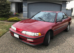 1990 Acura Integra LS Hatchback