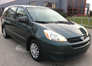 2005 Toyota Sienna CE Minivan*NO ACCIDENTS*CERTIFIED*WARRANTY!!