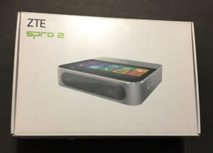 "ZTE Spro2 Wireless Portable Projector Android with 5""touch scren"