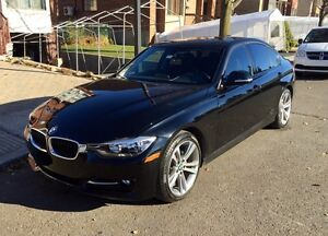 BMW 2014 320i X drive lease takeover 525$ a month (tax incl)