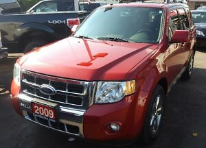 2009 Ford Escape Limited SUV, Crossover 2 YRS WAR Cambridge Kitchener Area image 1
