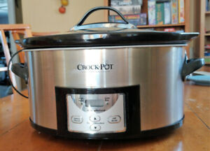 Slow cooker: NEW PRICE!