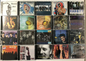 75 South African CDs (Mix of English and Afrikaans albums)