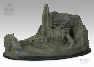 The lord of the rings sideshow helm's deep