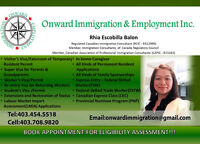 IMMIGRATION SERVICES-Onward Immigration & Employment Inc.