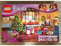 Lego Friends 2016 Advent Calendar New