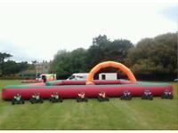 Inflatable Quad Track