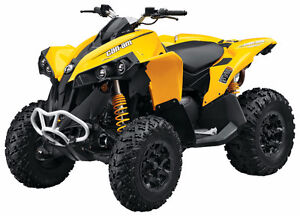 Can-Am 800 parts