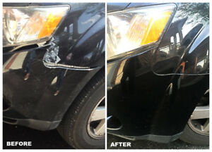 Auto body repair any type of work we come anywhere in GTA