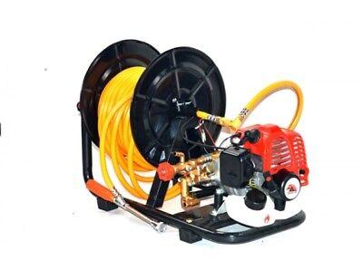 Fumigadora Pulverizador, Sulfatadora - 2 Tiempos 26 CC - Potencia 1,2 CV