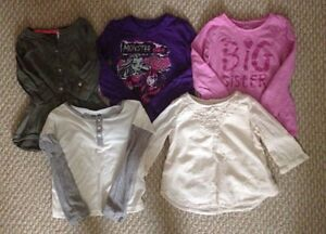 Size 5 clothing lot (4 pics)