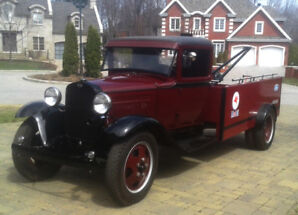 1931 Ford AA Replica Tow Truck