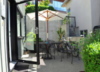 Furnished - One Bedroom Suite - For Rent in Modern House