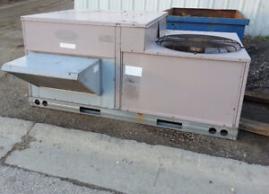 3 TON AC CARRIER ROOFTOP AIR CONDITIONER