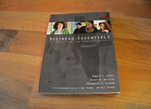 Business Essentials - Custom Edition for Fanshawe College