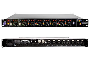 2 - ART Tube Opto 8 channel preamps