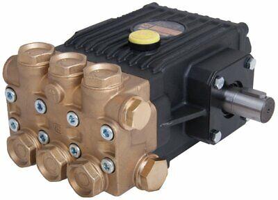 Interpump W112 High Pressure Pump Male Solid Shaft 100 Bar 1450psi 12 Lpm Honda