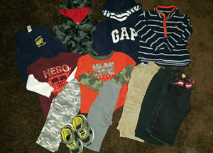 Boys lot size 12 months