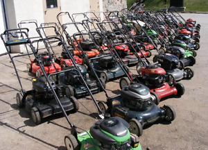 Lawnmower  clear out everything must be sold
