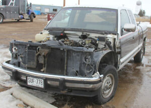 PARTING OUT 1991 CHEV 1500 - BA1871