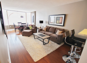 Furnished 2 bedroom condo available!!