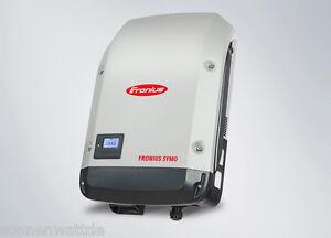 Fronius Symo 6.0-3-M Photovoltaik-Wechselrichter NEU & OVP