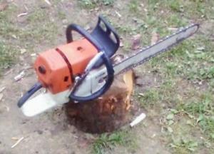 Stihl 066 Magnum Chainsaw