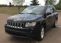 REDUCED 2012 Jeep Compass LIMITED EDITION