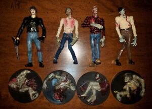 DAWN OF THE DEAD FIGURES.