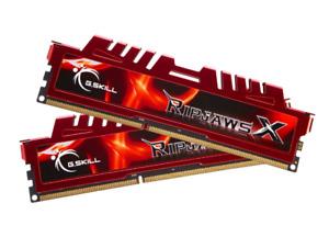 G. SKILL Ripjaw DDR3 1333mhz 2×4GB (8GB)