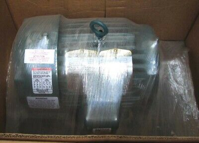 Baldor Reliance Severe Duty Xex 3hp Electric Motor 208-230460v 3ph Ecp3661t