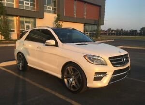 165$/Sem 2014 Mercedes ML350BT Sport AMG+Premium+Advanced Pckgs+