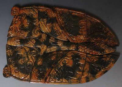 Chinese culture Auspicious Cirrus pattern Piece CICADA
