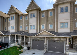 Freehold Executive Townhome in Huron location! Openhouse Sun.2-4