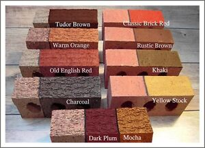 10 Brick Stains for Masonry Restorations NEW COMPLETE PACKAGE Kingston Kingston Area image 2