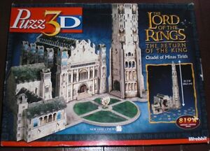 3D Puzzles - Group being Sold As Is Kawartha Lakes Peterborough Area image 3