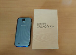Samsung Galaxy S4 Mint condition with 2 OtterBox cases