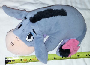 Plush Eeyore with Rattle Inside Toy Doll London Ontario image 1