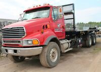 Flat Bed driver with Class 3E wanted